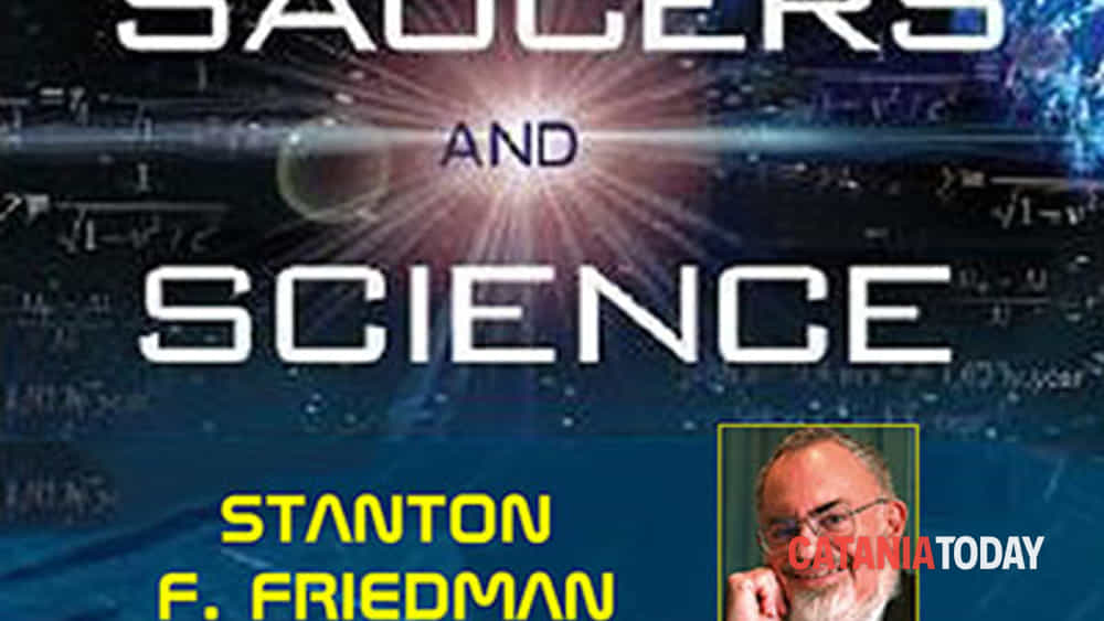 "conferenza ""ufo and science"", stanton f. friedman, usa-2"