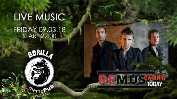 Remuse - Muse tribute band