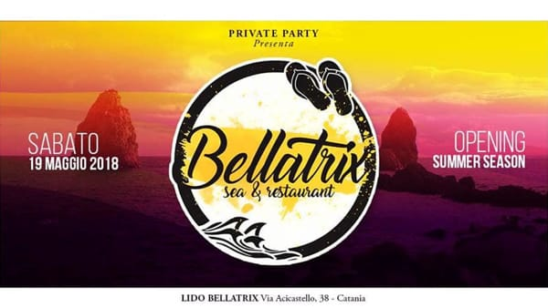 Il Sabato - Summer Edition - Lido Bellatrix
