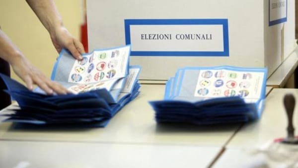 Administrative, live counting in the five municipalities in the vote of the province of Etna thumbnail