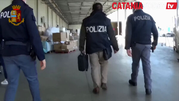 "Sequestrata la società ""SC Logistica"": la gestiva un membro del clan Cappello 