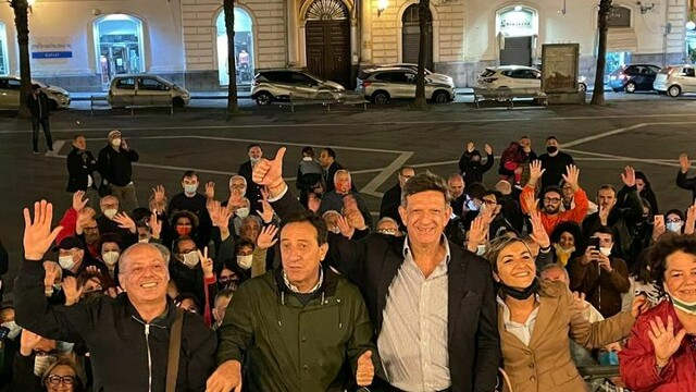 Administrative elections, in Giarre Cantarella is the new mayor: Adrano in the ballot thumbnail