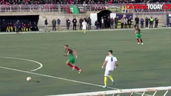 Finale di Coppa Italia, il Giarre batte la Sancataldese   Video