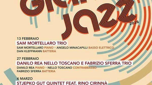 Giarre Jazz - Sam Mortellario Trio LIVE al Cine Teatro Garibaldi