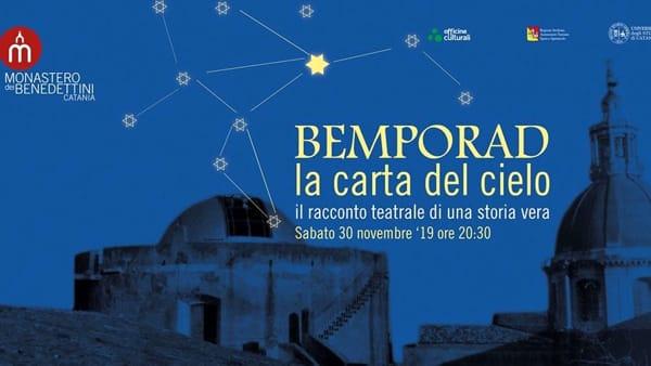 'Bemporad - La Carta del Cielo' al Monastero dei Benedettini