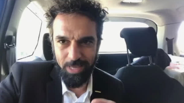 Dino Giarrusso querela Repubblica | Video