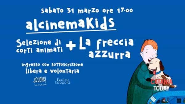 'Alcinemakids' al Teatro Coppola
