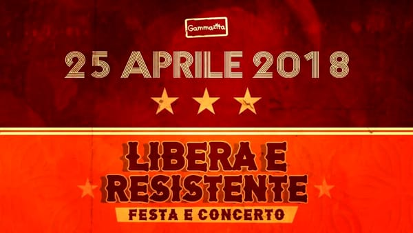 'Festa della Liberazione' al Castello Ursino