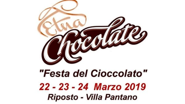 Etna Chocolate 2019 a Riposto
