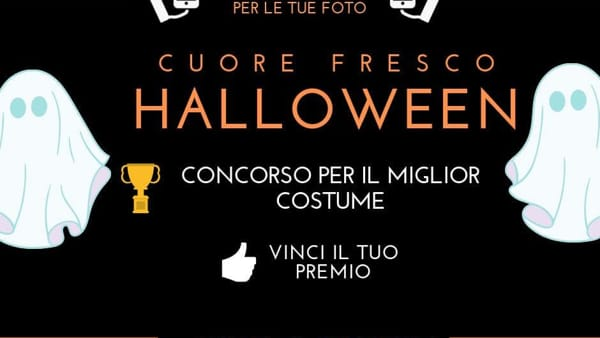 Halloween night da 'Cuore fresco'