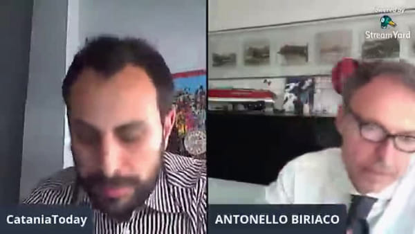 """Biriaco (Confindustria Catania): """"Serve liquidità per le imprese"""""""