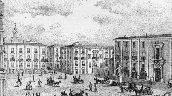 Passeggiata 'Catania tra Ottocento e Novecento'
