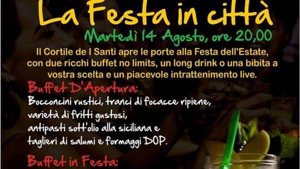 Ferragosto a I Santi - La Festa in Città