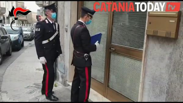 Bronte, i carabinieri consegnano a domicilio la pensione a un 84enne