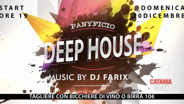 Panyficio - Deep House
