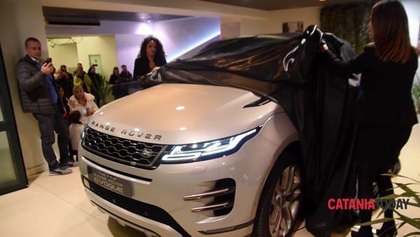 Foti Auto presenta la nuova Range Rover Evoque | Video
