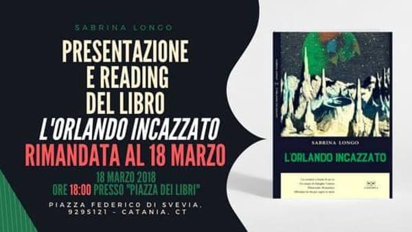 'L'Orlando Incazzato - Presentazione e Reading'