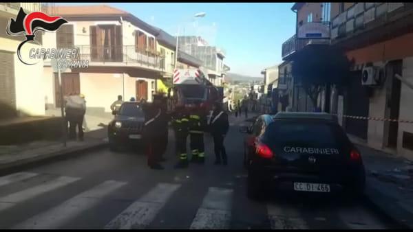 Tentano furto nelle zone colpite dal terremoto, presi due ladri | VIDEO