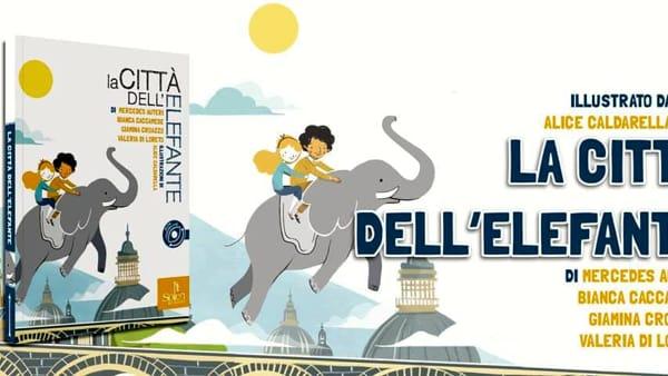 Presentazione del libro 'La città dell'elefante'