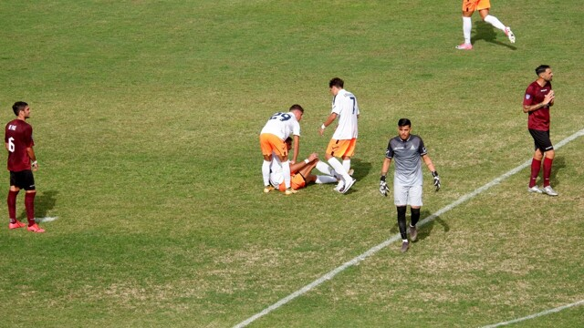 Serie D, Acireale partially satisfied with the draw in Messina thumbnail