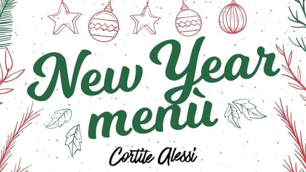 Let's Party! - Capodanno al Cortile