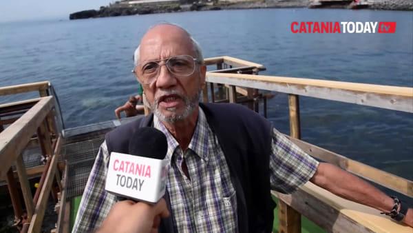 San Giovanni Li Cuti, i disabili chiedono miglioramenti alla scaletta | Video