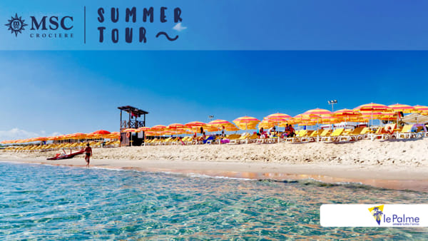 Msc Summer tour: parte l'evento dell'estate firmato Msc Crociere