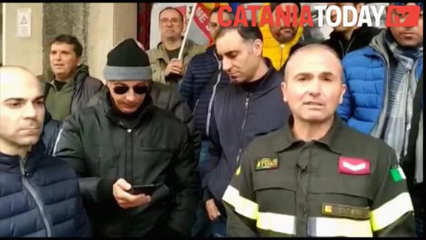 """Vigili del fuoco in sciopero, Usb: """"Soliti problemi e nessuna risposta dalla politica"""""""