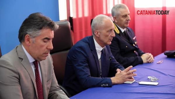 Si insedia il nuovo questore Mario Della Cioppa | Video