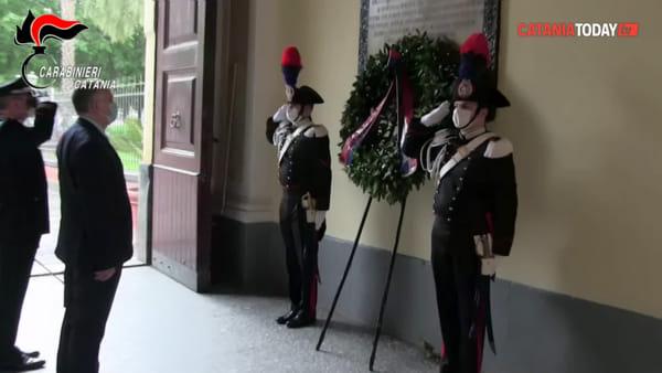Catania celebra il 206° annuale della fondazione dell'Arma dei carabinieri | Video