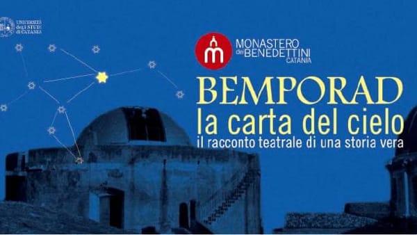 'Bemporad. La Carta del Cielo' al Monastero dei Benedettini