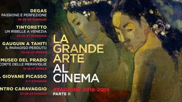 La Grande Arte al Cinema Alfieri