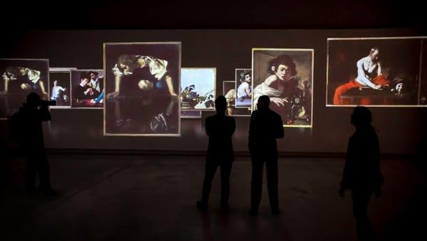 Mostra 'Caravaggio Immersive'