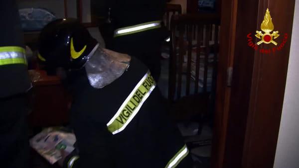 Terremoto Etna, continua senza sosta il lavoro dei vigili del fuoco | VIDEO