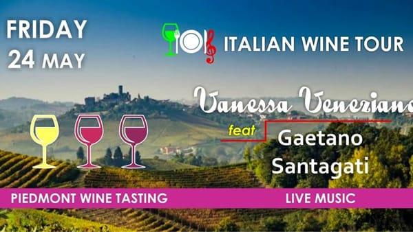 'Piemonte - ItalianWineTour' al Sughero