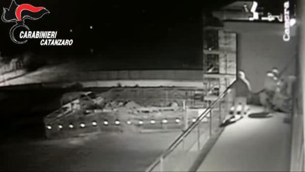 Sgominata banda di rapinatori: due catanesi in manette | VIDEO