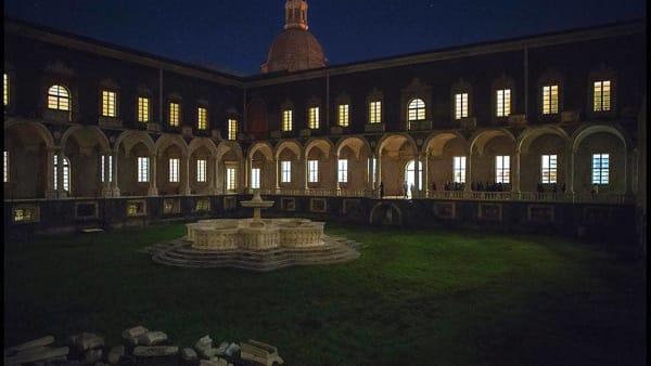 Luci e Ombre al Monastero - Visite guidate serali