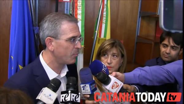 """Falcone: """"23 milioni di euro per 3 parcheggi a Catania"""""""