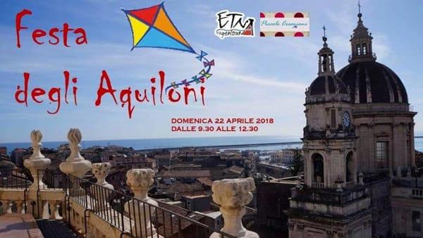 'Festa degli Aquiloni' alla Badia di Sant'Agata