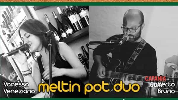 Meltin Pot Duo - Sughero Music&wine
