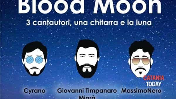 'Blood Moon' - Sughero