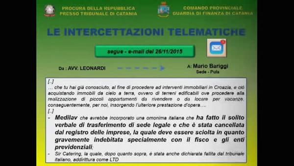 Bancarotta fraudolenta, le intercettazioni che incastrano Mariolino Leonardi | VIDEO