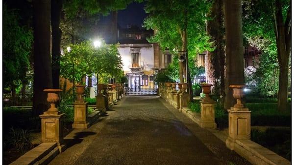 Bella di notte: visita guidata serale all'Orto Botanico