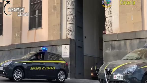Alleanza mafiosa tra gruppi di Catania e del Trapanese, le indagini | Video