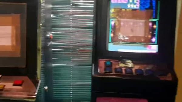 Slot machine e videopoker sequestrati | VIDEO