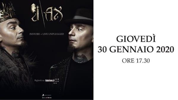 J-Ax Instore+Live Unplugged al Centro Sicilia