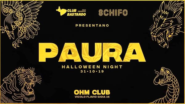 Paura - Halloween Night