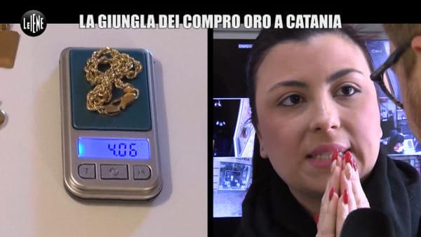 Compro oro a Catania: una vera e propria giungla - Video