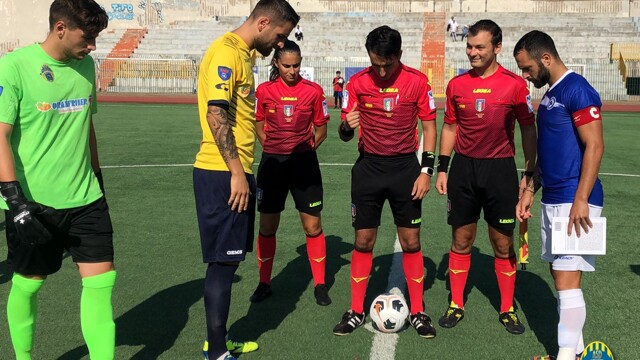 Serie D, Biancavilla wasted and beaten 2-0 in Portici thumbnail
