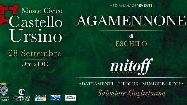 Agamennone - Mitoff - Teatro classico